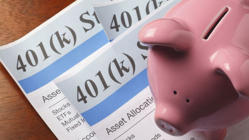 If you have a good 401(k) that allows retirement distributions, there may be no need to move your money.