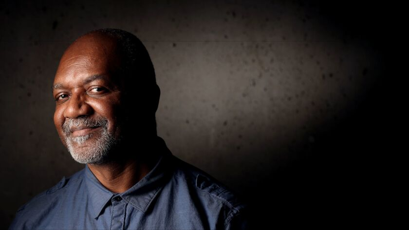 Kerry James Marshall's 35-year retrospective comes to the Museum of Contemporary Art in L.A.