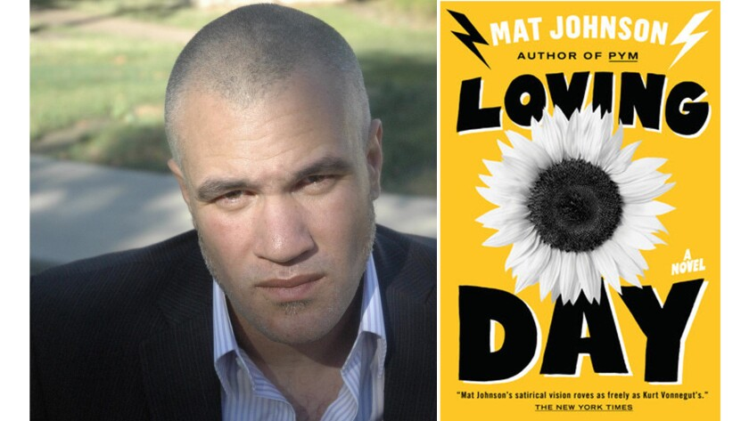 """Mat Johnson's novel """"Loving Day,"""" which follows a mixed-race man as he returns home to Philadelphia, has been optioned by Showtime."""