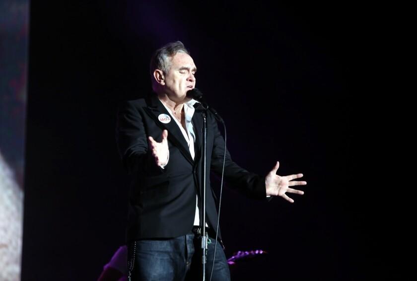 El cantante Morrissey vuelve a despertar controversia con sus comentarios.