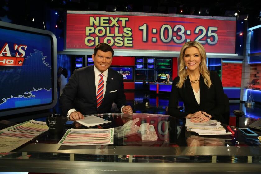 Fox News Election Night
