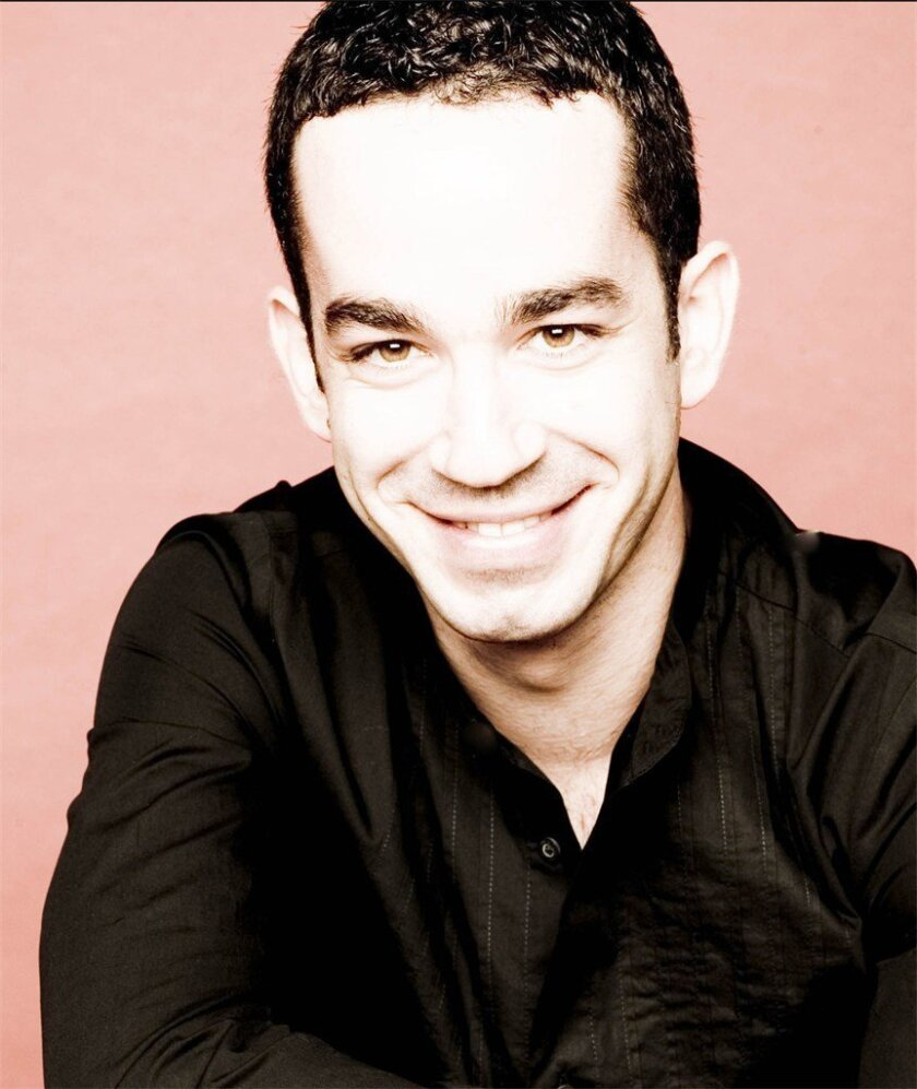 Described by London's Evening Standard as 'a true poet of the keyboard,' Inon Barnatan performs both classical and contemporary composers. Born in Tel Aviv in 1979, he started playing the piano at age 3 after his parents discovered he had perfect pitch. He made his orchestral debut at 11. Courtesy