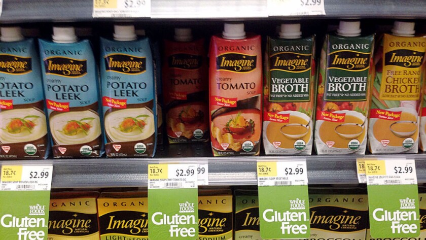 Gluten-free food products