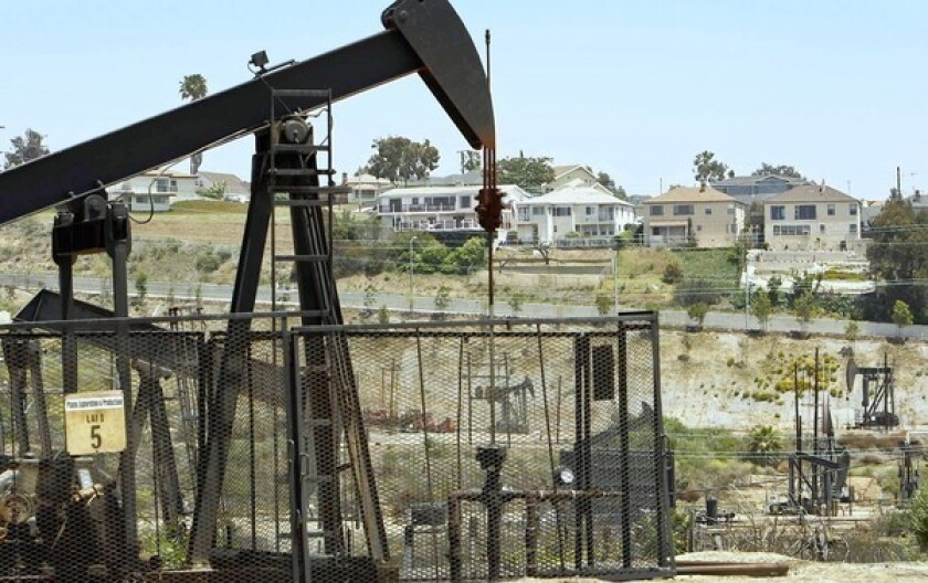 Inglewood Oil Field fracking study finds no harm from the method