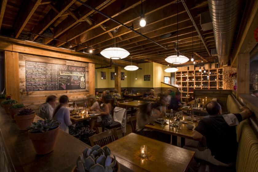 Leroy's Kitchen + Lounge. (B. Harris)