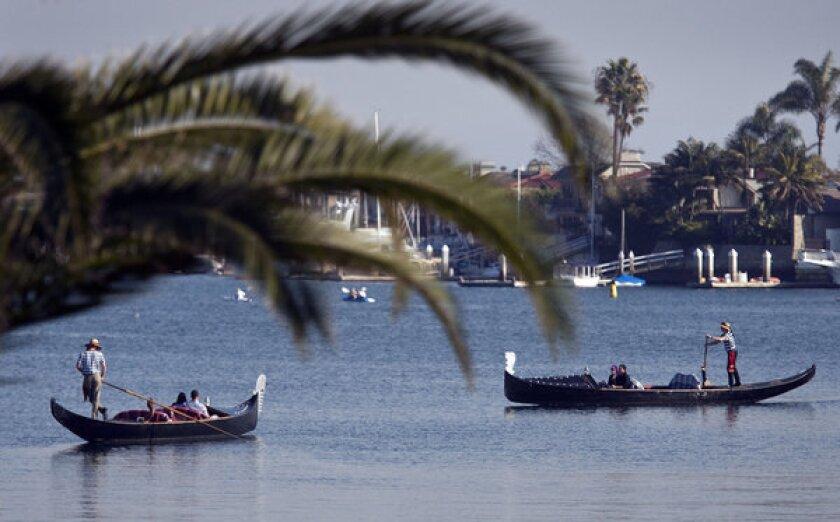 Newport Harbor is expected to play host to a couple of mega-yachts in the near future, an not everyone is happy about it.