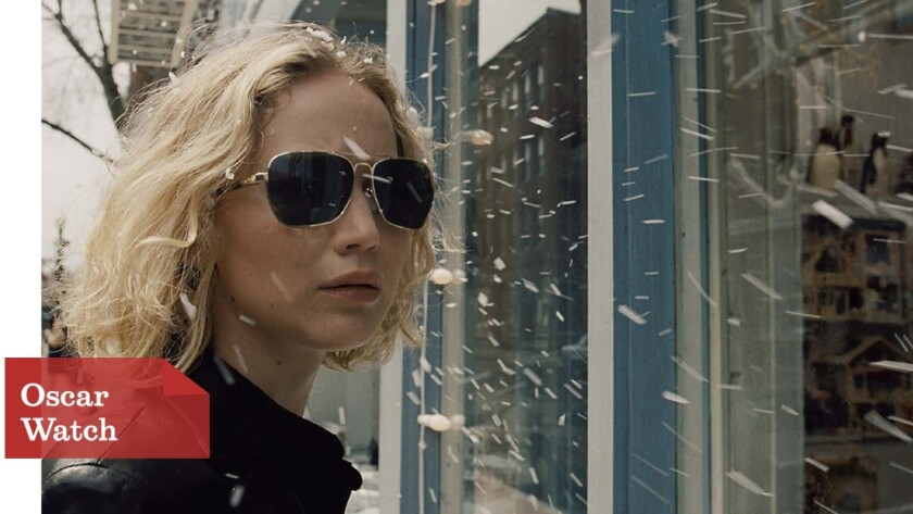 Jennifer Lawrence stars in 'Joy'