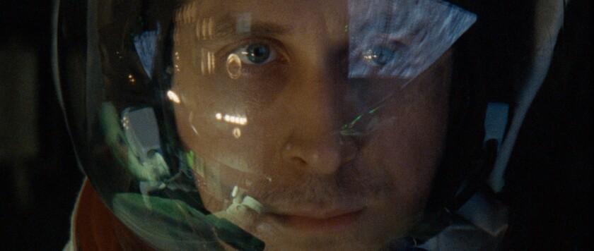 """Una escena de """"First Man"""", la nueva colaboración entre Damien Chazelle y Ryan Gosling, la dupla ganadora de """"La La Land""""."""