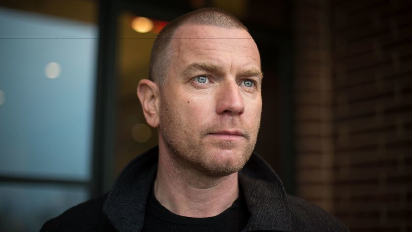 "Ewan McGregor says he was skeptical about a ""Fargo"" TV series, but after watching the first two seas"
