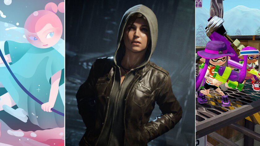 The best games of 2015