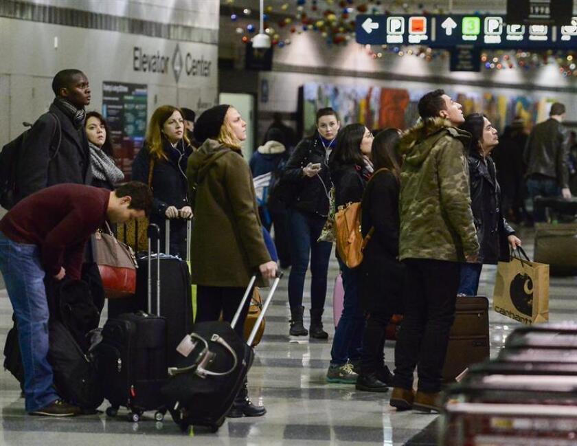 EEUU registrará este año un récord de viajeros en Acción de Gracias