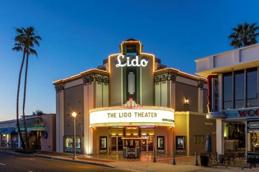 Biz News: Newport's Lido Theater to temporarily close for renovations