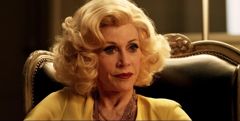 """Jane Fonda portrays Brenda Morel in a scene from """"Youth."""" Fonda was named as a nominee Thursday for a Golden Globe award for best supporting actress for her role in the film."""