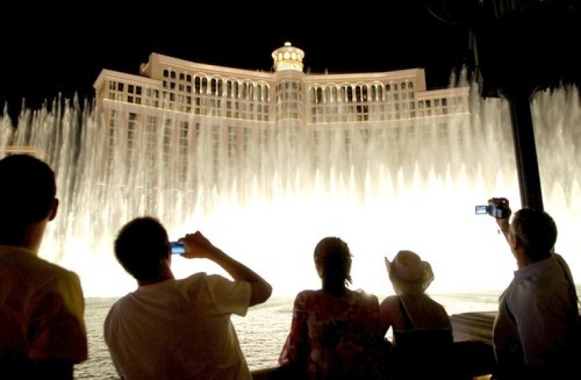 The Bellagio is one of the hotels that is raising resort fees.