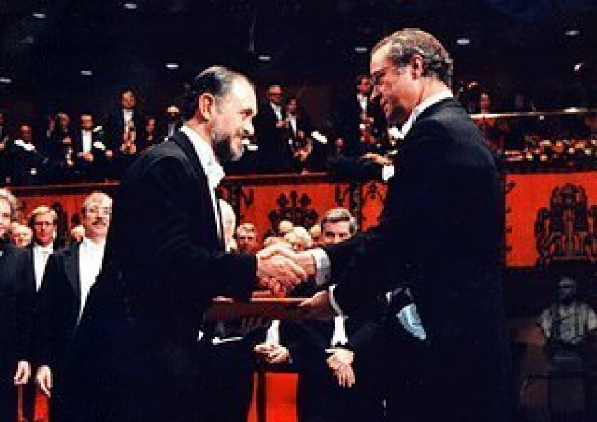 Mario Molina shared the 1995 Nobel Prize in chemistry with F. Sherwood Rowland and Paul Crutzen.