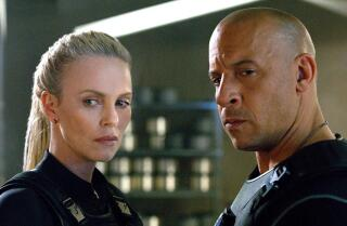 'The Fate of the Furious' movie review by Justin Chang