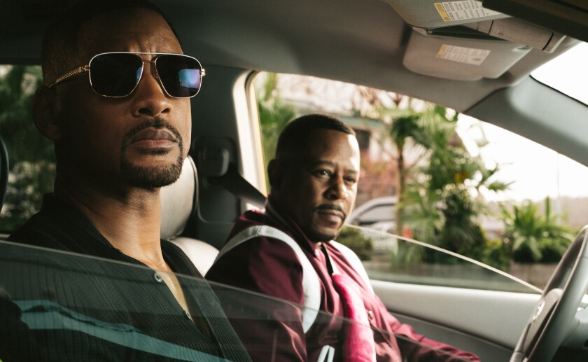 Box office: 'Bad Boys for Life' opens at No. 1, 'Dolittle' falters in 2nd