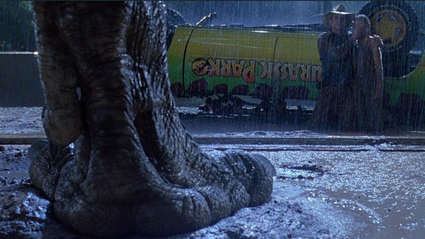 """Una escena de la cinta original """"Jurassic Park"""", que se proyectará en las salas de Universal como parte del gran evento de aniversario."""