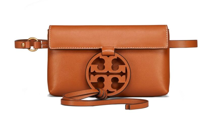 Tory Burch's Miller Belt Bag embodies the brand's elegant-meets-preppy aesthetic, $228. Available at
