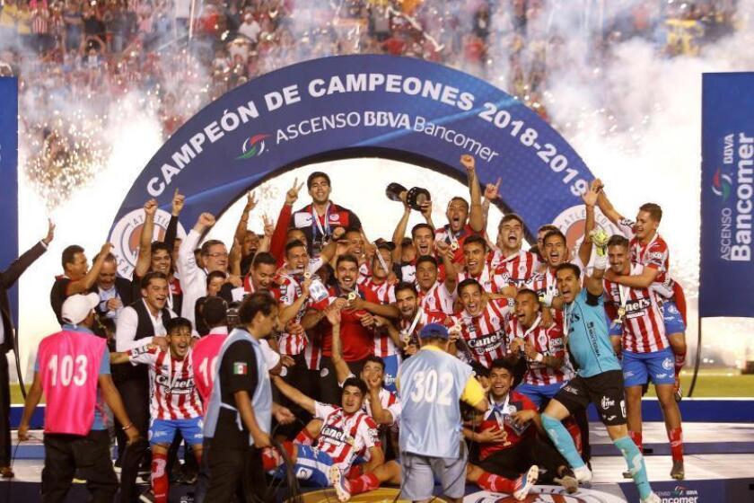 El San Luis llega a la mayoría de edad de la mano del Atletico de Madrid