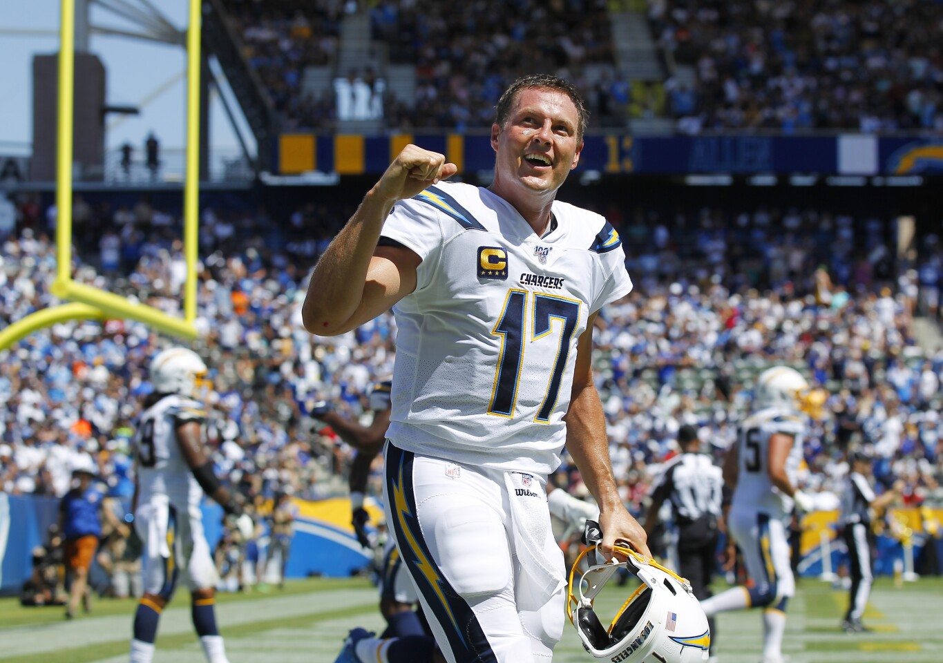 Chargers vs. Colts 9/8/19