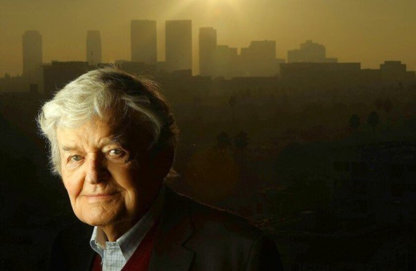 Hal Holbrook is always up for challenging fare