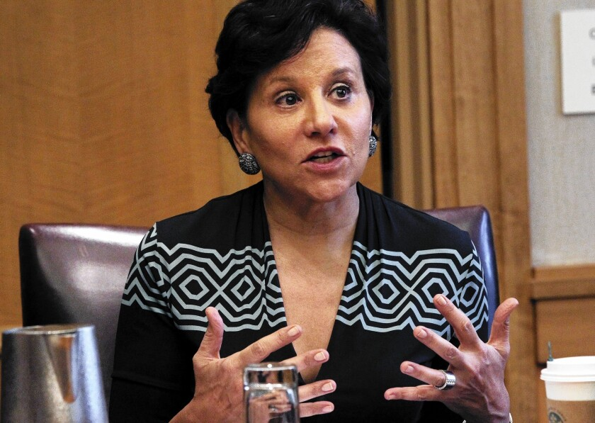 U.S. Commerce Secretary Penny Pritzker said there are many untapped business opportunities south of Mexico.