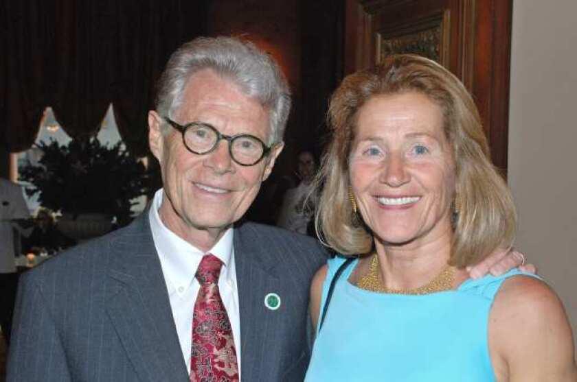 On the Town: Retiring Woodbury president enjoys fond send-off