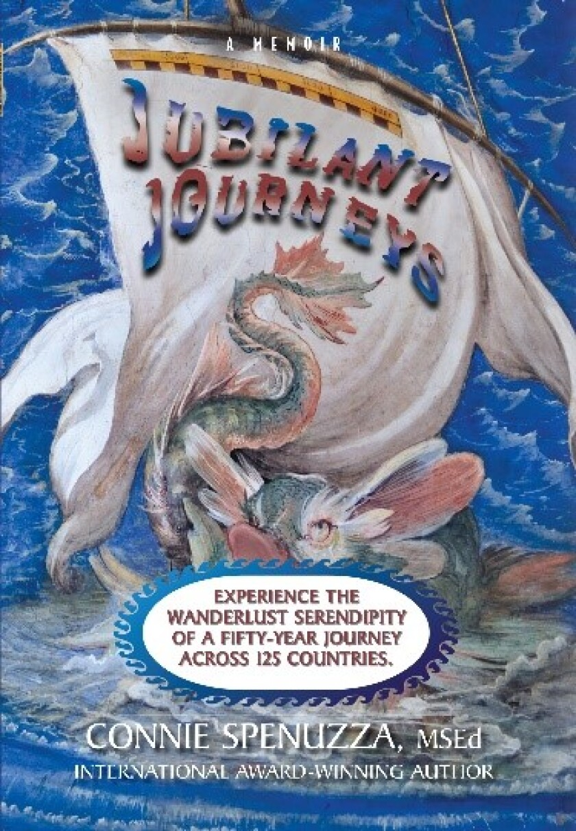 Jubilant Journeys Book Cover