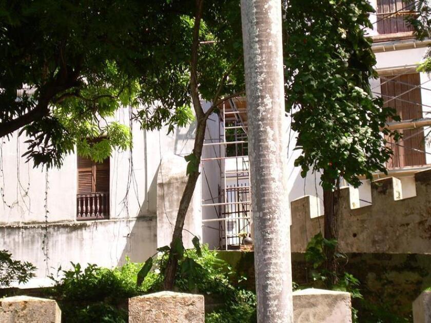 La Primera Dama de Puerto Rico Beatriz Rosselló, anunció hoy la reapertura del Museo Casa Blanca en el Viejo San Juan. EFE/ARCHIVO