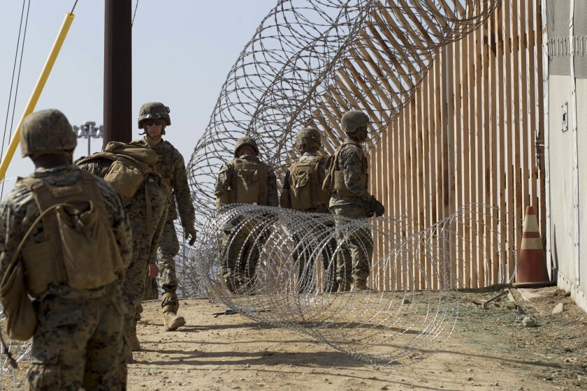 Military on Border