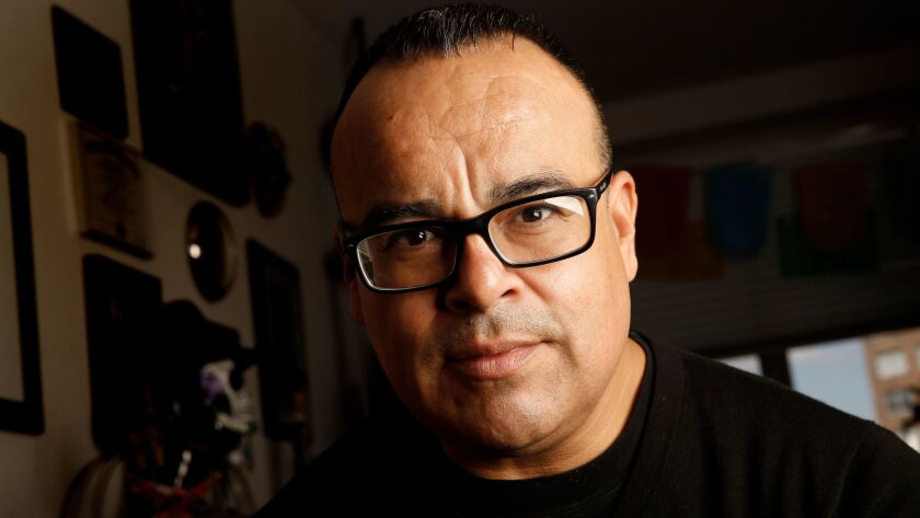 Rigoberto González, an award-winning poet and author, is one of the L.A. Times' critics at large.