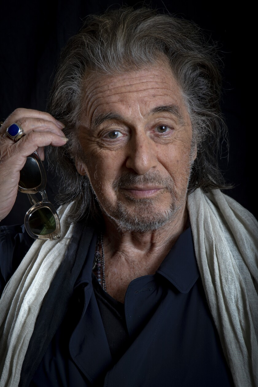"Al Pacino stars in Amazon's ""Hunters."""
