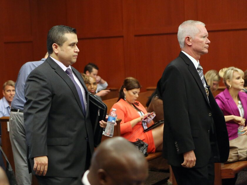 George Zimmerman to seek 'stand your ground' self-defense hearing