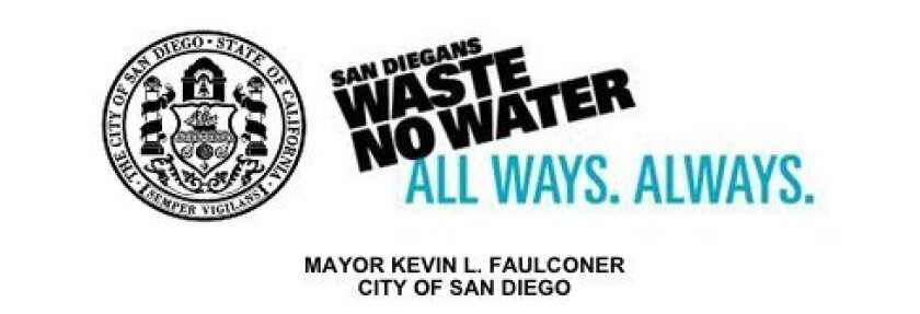 San Diego to reduce water usage and promote conservation.