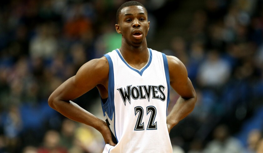 Minnesota Timberwolves guard Andrew Wiggins has sold his Minneapolis home of five years for $1.83 million.