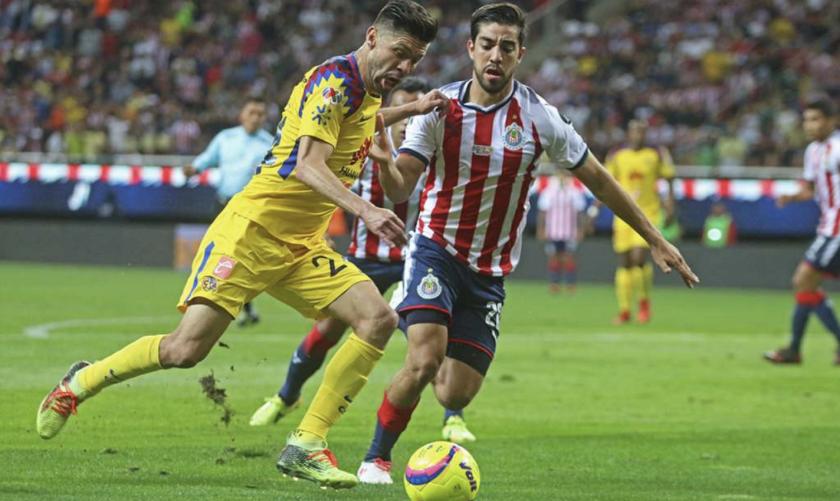 América y Chivas, muy cerca de enfrentarse en la gran final de la Concachampions.