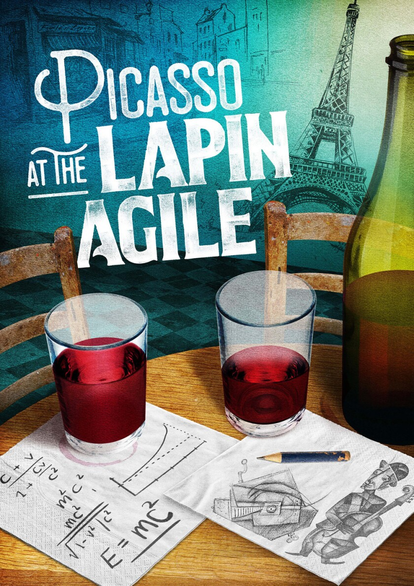 Picasso at the Lapin Agile. (Courtesy photo)