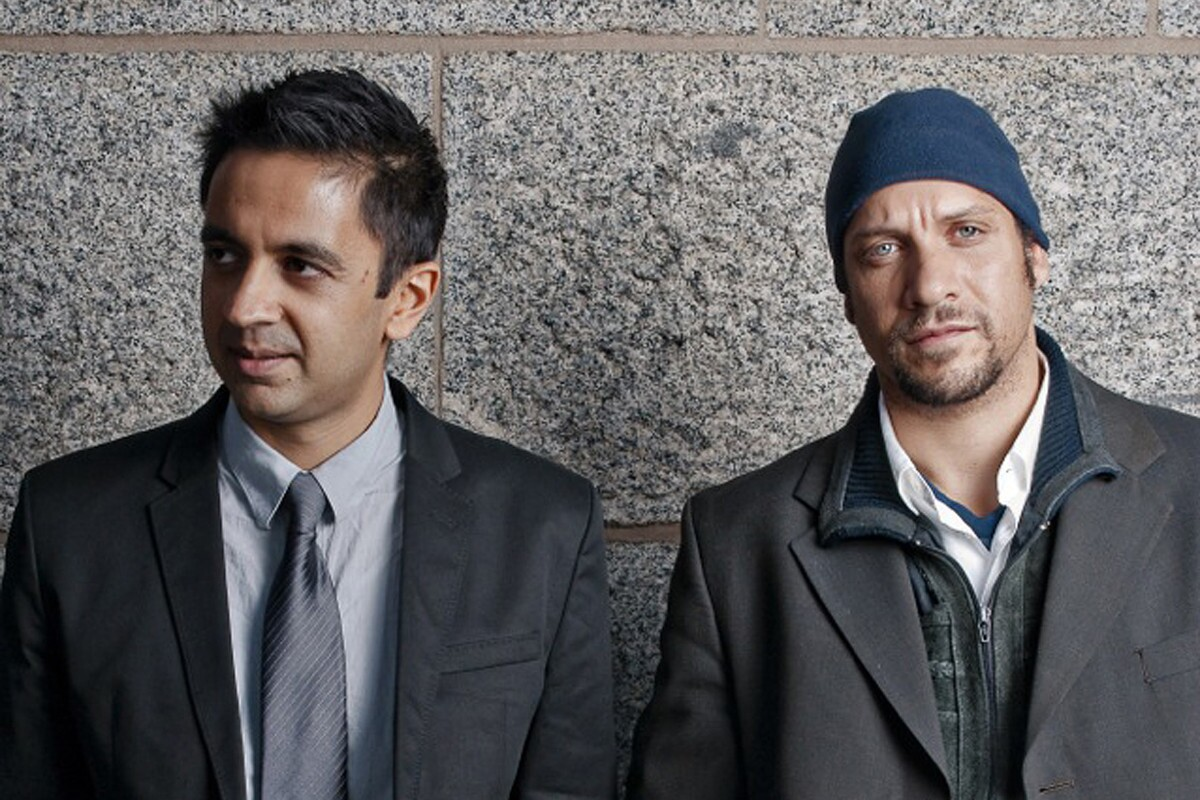 'Holding It Down: The Veterans' Dreams Project,' Vijay Iyer, Mike Ladd