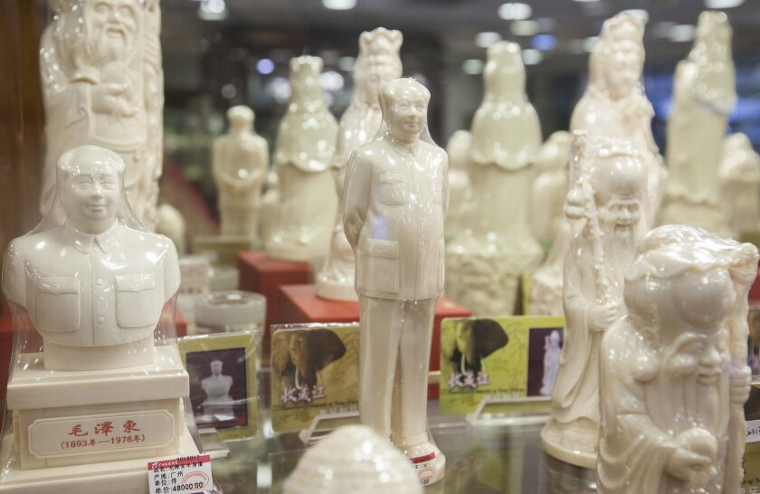 Today's poaching problem has its roots in East Asia, where there is still a strong demand for and an active trade in new ivory objects.
