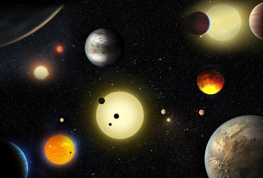 NASA has verified the existence of 1,284 planets orbiting other stars in ou