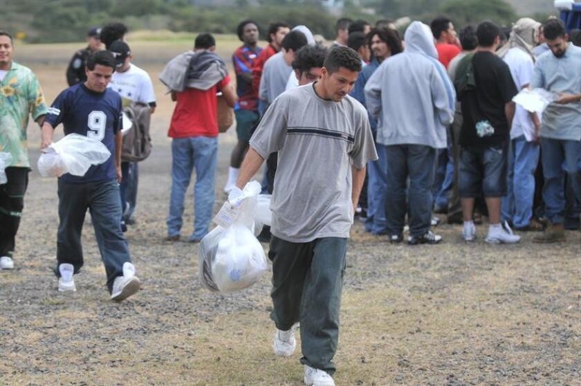 Del total de inmigrantes, 26.334 provenían de México, 16.561 de Estados Unidos, 73 de Centroamérica y uno de Europa, señala el documento. EFE/Archivo