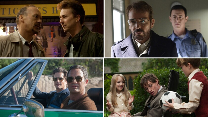 Click through to see the top winners and nominees of the 72nd Golden Globe Awards.