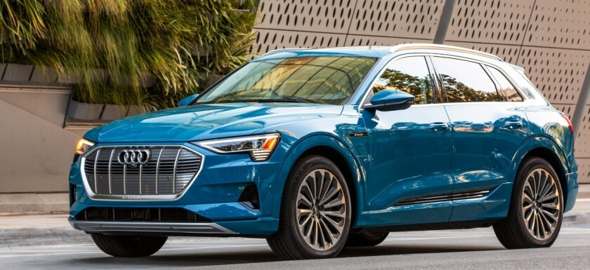 Sold in Premium Plus and Prestige trim levels, e-tron pricing starts at $75,795, including the $995 freight charge from Brussels, Belgium. The Prestige tester was $85,790.