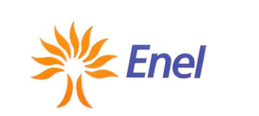 Logotipo del grupo energético italiano Enel. EFE/Archivo