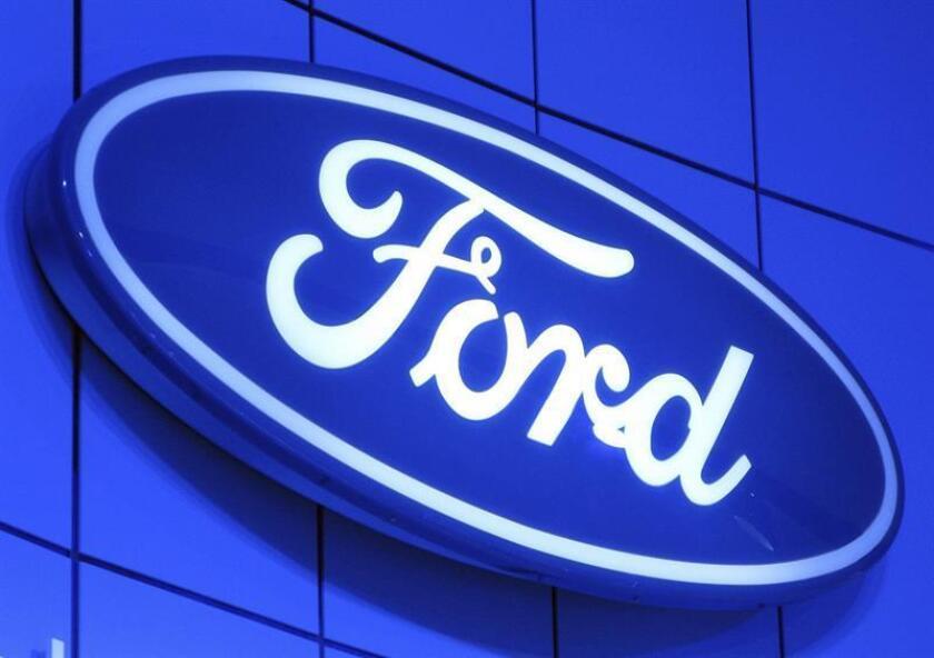 El Grupo Ford vendió en los seis primeros meses del año en Estados Unidos 1.277.691 vehículos, un 1,8 % menos que en el mismo periodo de 2017, tras entregar 230.635 unidades en el mes de junio. EFE/Archivo
