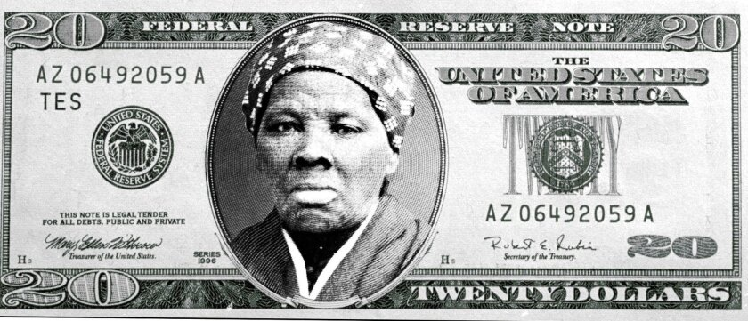 Editorial Currency Conversion Harriet Tubman For The 20