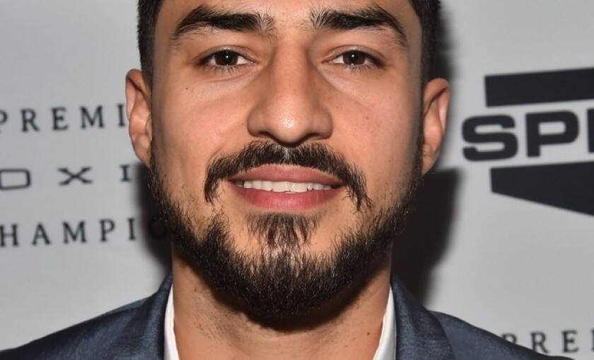"""SANTA MONICA, CA - JANUARY 22:  Professional boxer Josesito Lopez attends Spike TV's announcement of it's new boxing series """"Premier Boxing Champions"""" on January 22, 2015 in Santa Monica, California.  (Photo by Alberto E. Rodriguez/Getty Images for Spike TV)"""
