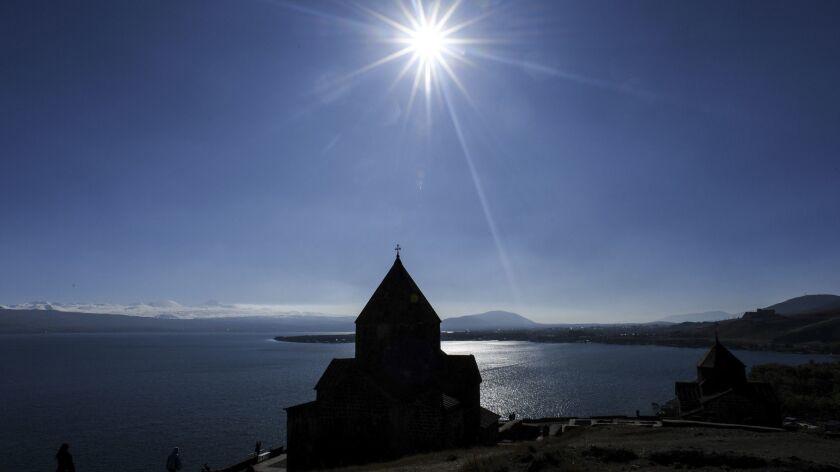 ARMENIA-TOURISM