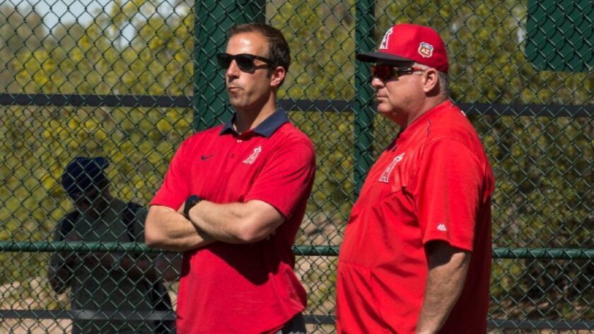 Angels could quietly be building a playoff contender